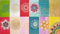 Assorted Mandala Cards